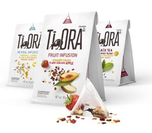 Gratis: Zwei Ti Ora Teeproben kostenlos bestellen
