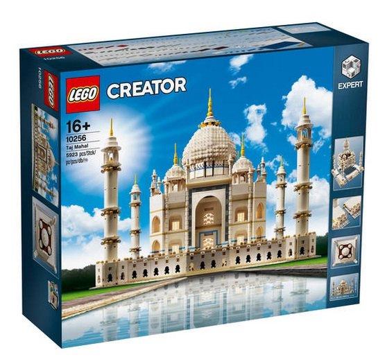 Lego Creator Taj Mahal 10256 für 246,49€ inkl. Versand
