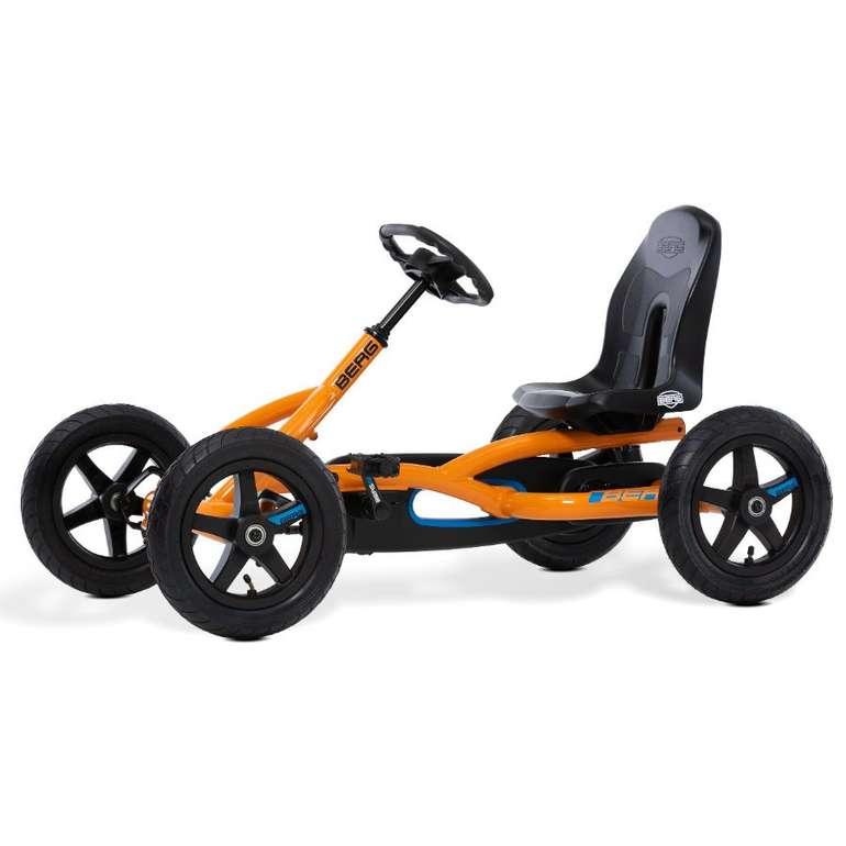Berg Go-Kart Buddy B-Orange für 249,99€ inklusive Versand (statt 292€) + 10-fach babypoints
