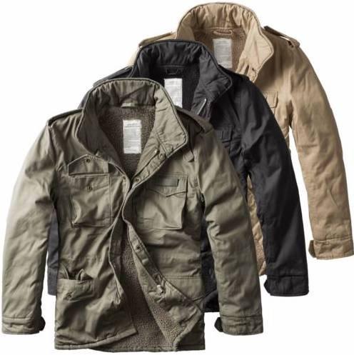 Surplus Raw Vintage M65 Winterjacke für Herren nur 39,90€ inkl. Versand