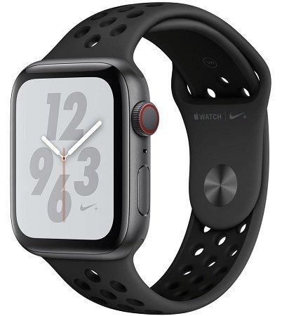 Apple Watch Series 4 mit Nike+ Armband (44mm, GPS) für 349,99€ (statt 390€)