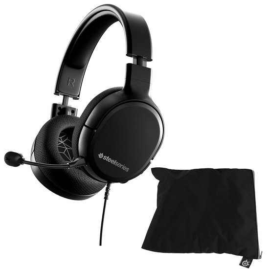 Steelseries Arctis 1 Gaming Headset inkl. Tasche für 42,99€ (statt 59€)