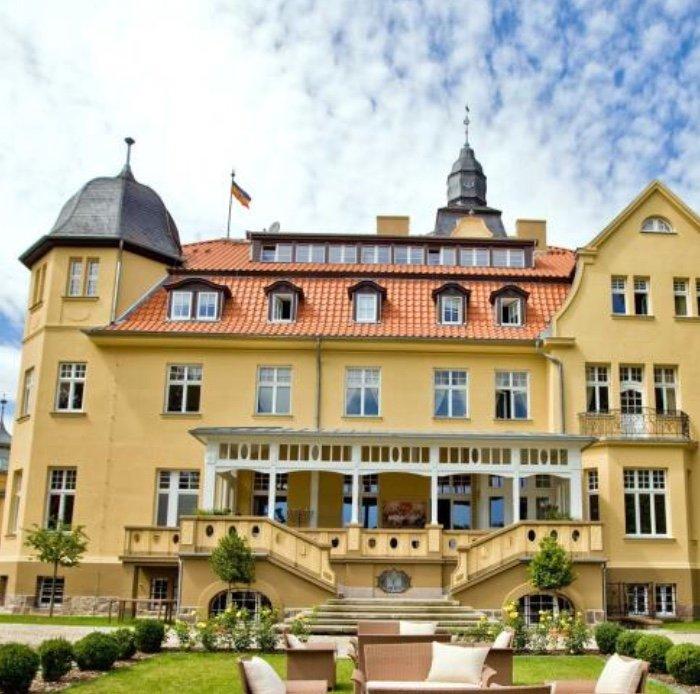 3 Übernachtungen im 5* Schlosshotel Wendorf in Mecklenburg Vorpommern inkl. Halbpension & Wellness ab 169€ p.P.