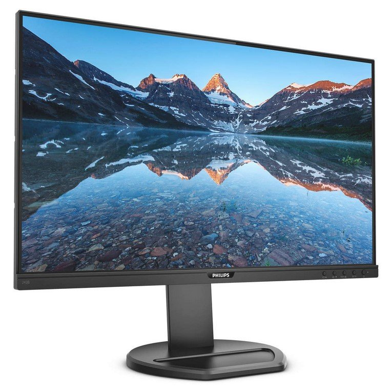 """Philips """"243B9"""" 23,8 Zoll Monitor (Full HD, IPS, Höhenverstellung) für 177,88€ (statt 194€)"""