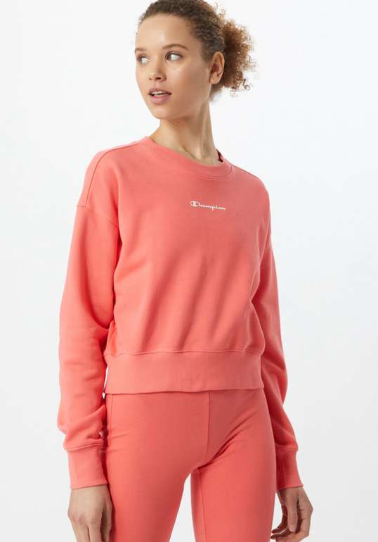 Champion Damen Sweatshirt American Classic Crew für 19,90€inkl. Versand (statt 30€)