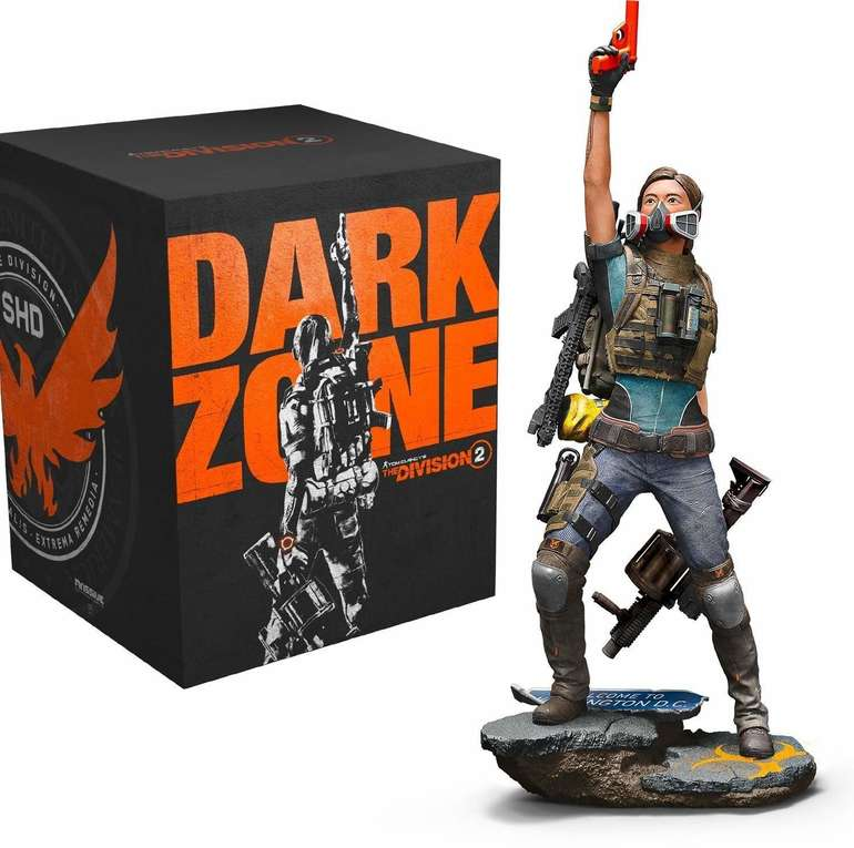 Tom Clancy's The Division 2 - Dark Zone (Collector's Edition) (PS4) für 48,99€ inkl. Versand