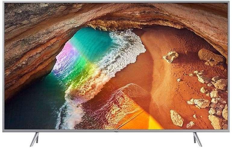 Samsung GQ-49Q64R - 49 Zoll UHD QLED Smart TV mit Triple Tuner für 529€