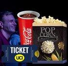 UCI Kinogutschein für 2D-Filme inkl. Popcorn und Getränk für nur 9,99€ (statt 20€)