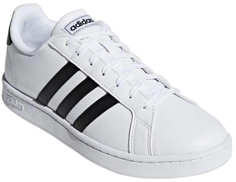 Adidas Grand Court Damen Sneaker für 33,59€ inkl. Versand (statt 44€) - Gr. 34 - 37!