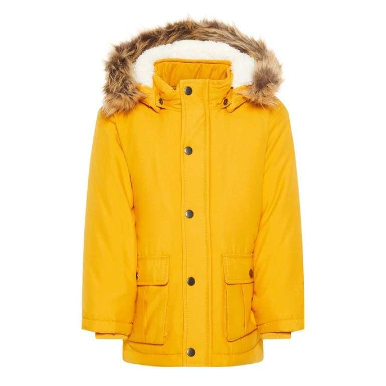 20% Rabatt auf Mode bei babymarkt - z.B. name it Boys Winterjacke für 28,94€