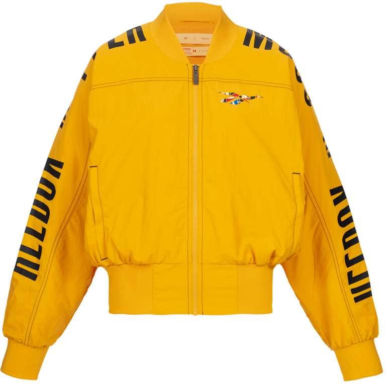 Reebok Classics x Pyer Moss Damen Trainingsjacke in Gelb für 26,94€inkl. Versand (statt 35€)