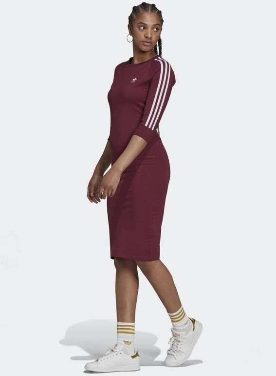 Adidas Adicolor Classics Damen Kleid in 2 Farben für je 28€ inkl. Versand (statt 37€)