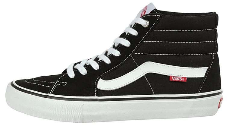 Vans Sk8-Hi Pro Sneaker in Schwarz für 29,85€ inkl. Versand (statt 62€) - Größe: 36-40