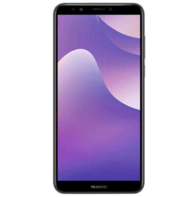 Huawei Y7 (2018) Dual SIM Smartphone mit 16GB Speicher für 107,10€ inkl. Versand (statt 145€)