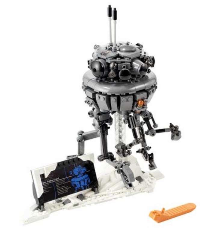 Lego® Star Wars™ Imperialer Suchdroide (75306) für 46,93€inkl. Versand (statt 53€)