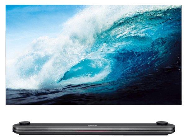 """LG Signature - 77"""" OLED TV """"77W7V"""" mit 4K UHD & Smart TV für 8.888€ inkl. VSK"""