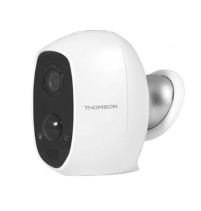 Akku-Überwachungskamera von Thomson (512503) für 114€ inkl. Versand (statt 195€)