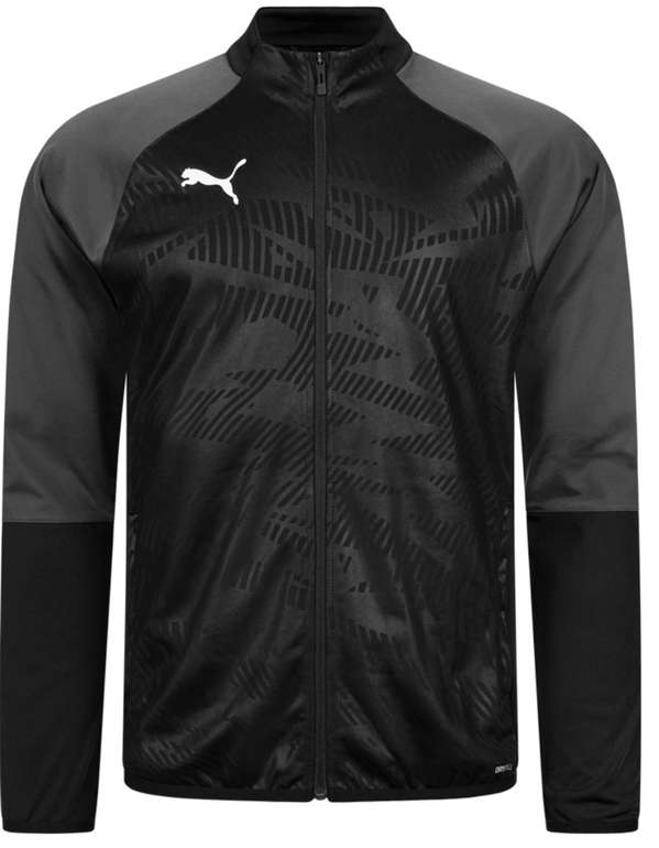 Puma Cup Core Herren Trainingsjacke in Schwarz für 21,94€inkl. Versand (statt 30€) - Trainingshose: 21,94€