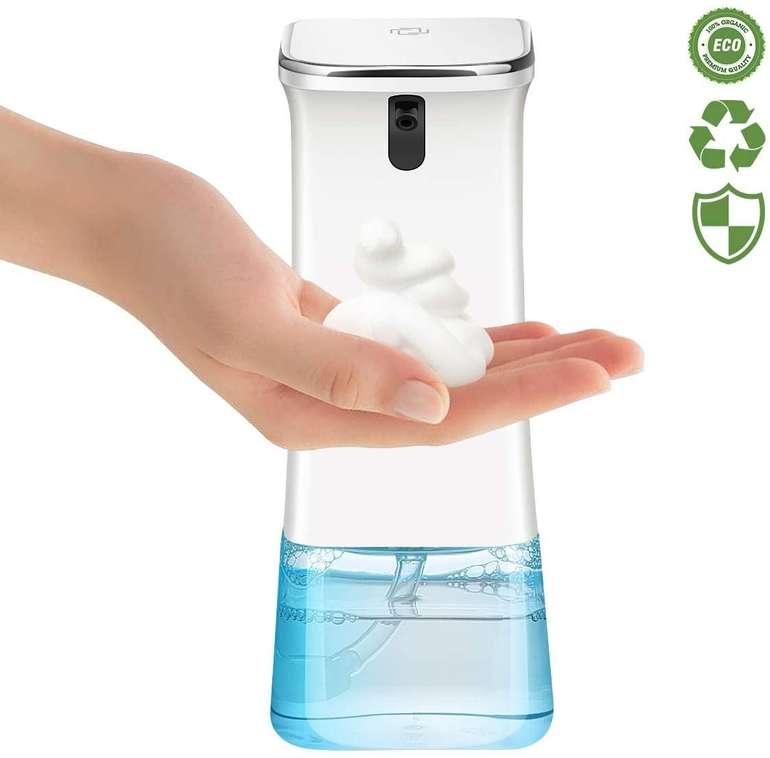Tapcet Automatischer Seifenspender mit 260 ml Fassungsvermögen für 13,29€ inkl. Versand (statt 19€)
