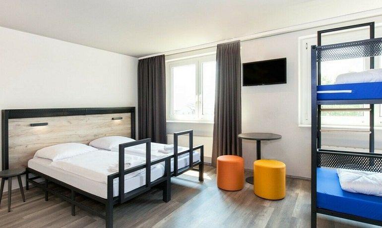 Hamburg ÜN im A&O Hotel für 2 Personen 2