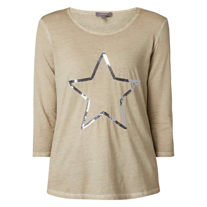 Montego Damen Shirt mit Stern-Motiv in 3 Farben für 7,99€ inkl. VSK (statt 13€)
