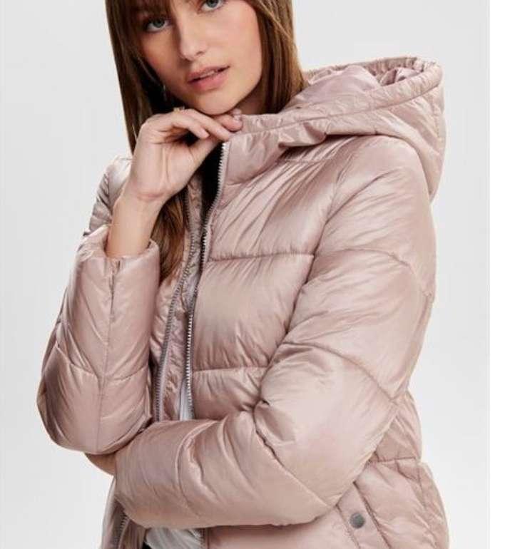 Only Onlnaiomi Hooded Damen Jacket CC Otw für 16,15€ inkl. Versand (statt 30€)
