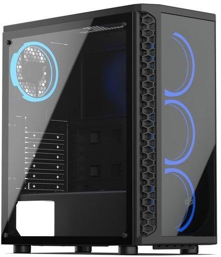 SilentiumPC Signum SG1X RGB Tower-Gehäuse mit Glasseiten für 61,89€ inkl. Versand (statt 72€)