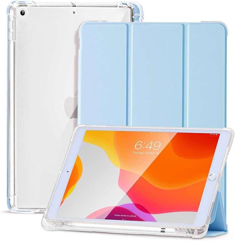 """Siwengde 10,2"""" iPad Schutzhüllen mit Stifthalter ab 4,20€ inkl. Prime Versand (statt 14€)"""