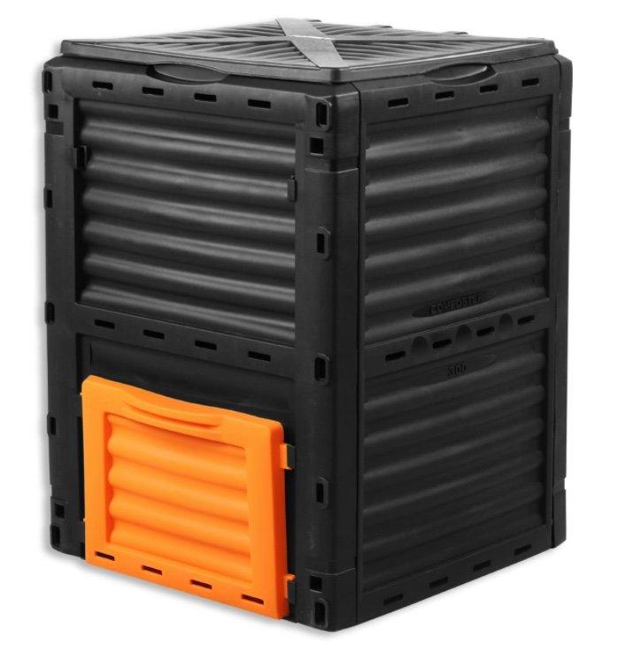 2x Fuxtec FX-KOMP300 Komposter (je 300 Liter Füllmenge) für 98€ inkl. Versand (statt 118€)