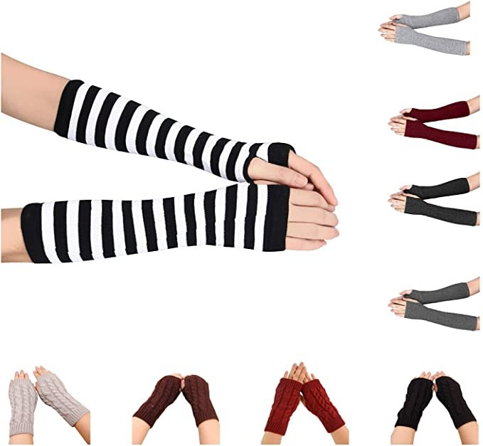 Neeky fingerlose Handschuhe bzw. Armstulpen für je 3,60€ inkl. Versand (statt 8€)