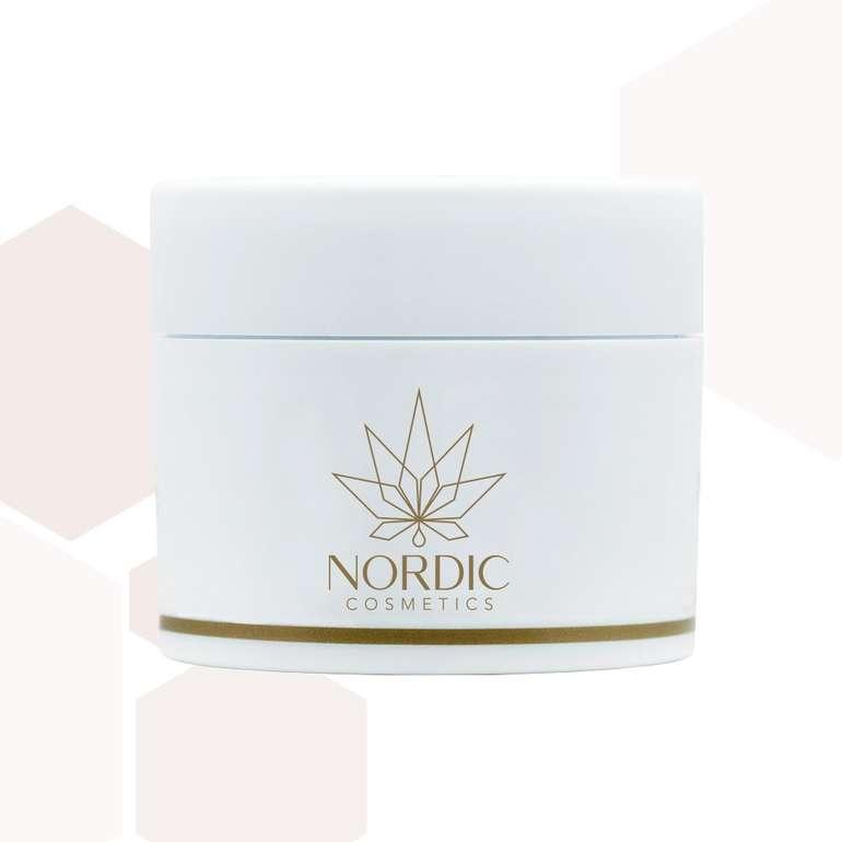 Nordic Cosmetics Anti-Aging Gesichtscreme mit CBD & Retinol für 29€ inkl. Versand