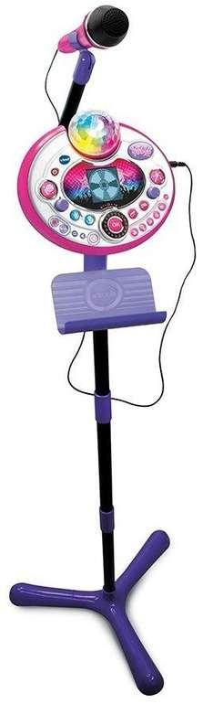 Vtech Kinder-Mikrofon Kidi Super Star Lightshow für 31,78€ inkl. Versand (statt 41€)