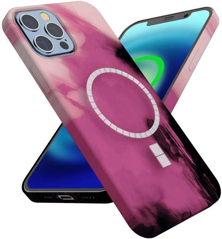 Licheers Magnetic Silikon Hülle (für iPhone 12 Pro Max) für 3,20€ inkl. Prime Versand