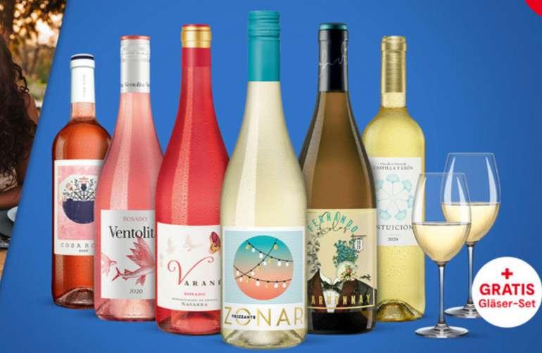 Vinos Sommergenuss Paket für 29,99€inkl. Versand (statt 53€)
