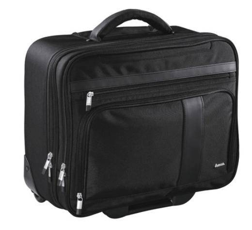 """Hama Dublin Pro Notebook Trolley bis 40 cm (15,6"""") in schwarz für 17,48€ inkl. Versand (statt 30€)"""
