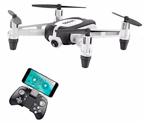 GoolRC Mini Drohne T700 mit 720P FPV Kamera für 39,99€ inkl. Versand (statt 55€)
