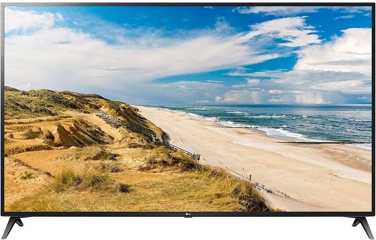 LG 70UM7100PLA - 70 Zoll 4K Ultra-HD Smart-TV (Google Home & Alexa kompatibel) für 728,95€