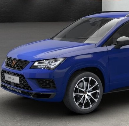 48 Monate Seat Cupra Ateca 2.0 TSI mit 300PS im Privatleasing ab 345,58€ mtl.