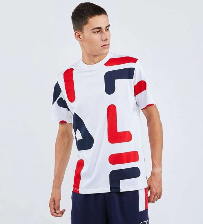 "Fila Herren T-Shirt ""Bennet"" für 9,99€ inkl. Versand (statt 23€)"