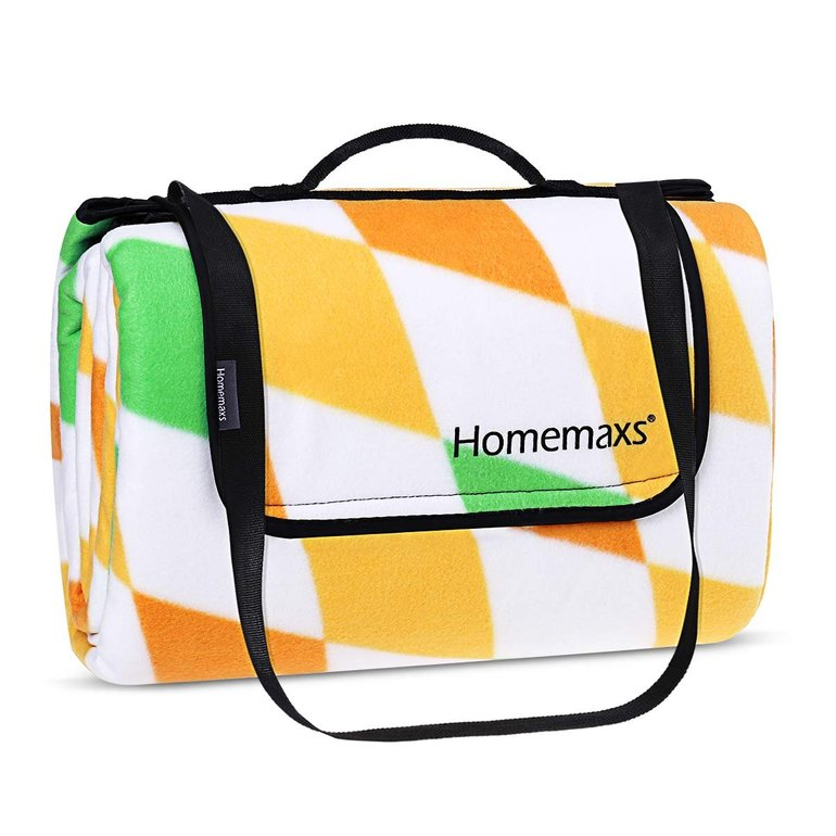 Homemaxs wasserdichte Picknickdecke (200 x 200cm) für 11,99€ inkl. Prime Versand