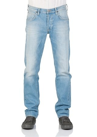 """Lee Herren Jeans Daren Regular Slim """"Caribbean Ocean"""" für 29,94€ inkl. VSK"""