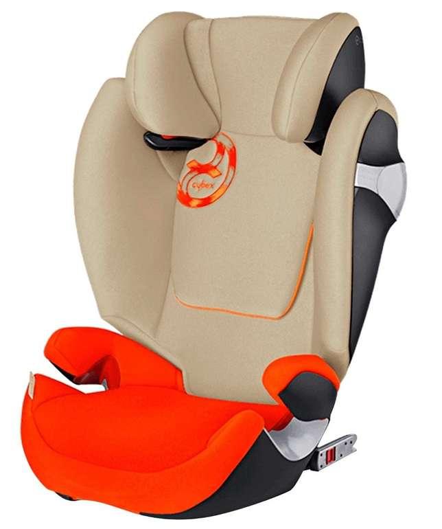 Cybex Solution M-Fix Kinderautositz in 3 Farben - Gruppe 2/3 (15 bis 36kg) für je 115,31€