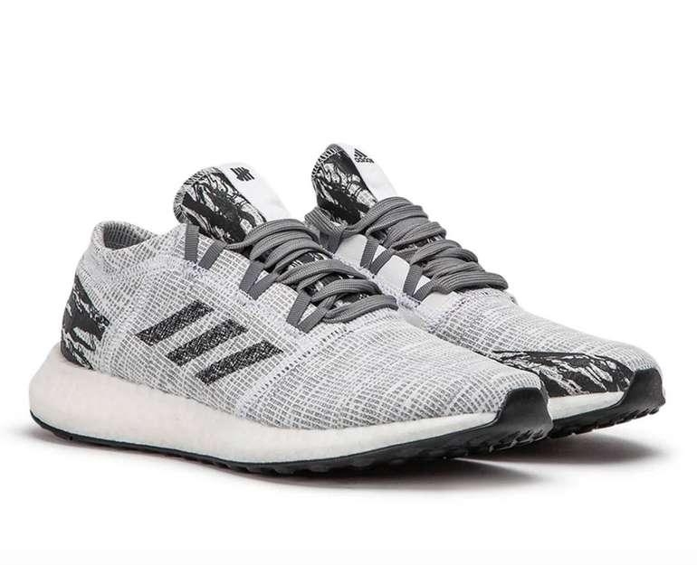 Adidas x UNDFTD PureBOOST GO für 72,37€ inkl. Versand (statt 99€)