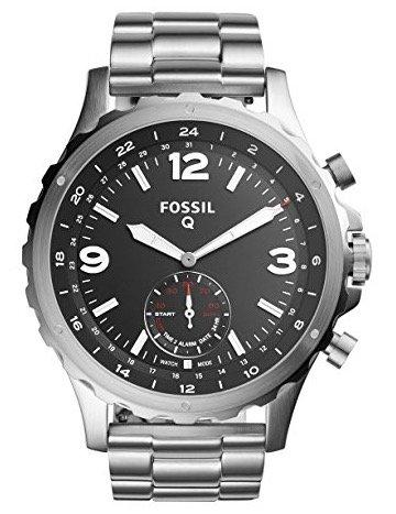 Fossil Q Hybrid Smartwatch Ftw1123p Fur Herren Nur 109 Inkl
