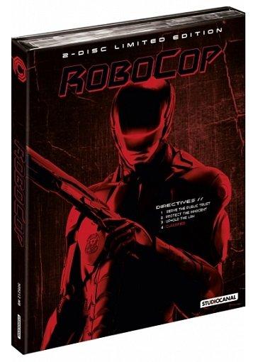 Robocop Limited Mediabook (Blu-ray + DVD) für 9,93€ inkl. VSK