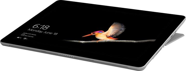 Microsoft Surface Go, 10 Zoll, 64 GB eMMC, 4 GB RAM für 335,95€ inkl. VSK (statt 379€)