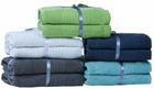 6er Handtuchset (Hände-/ Dusch-/ Gästetuch), 100% Baumwolle für 15,99€ inkl. VSK