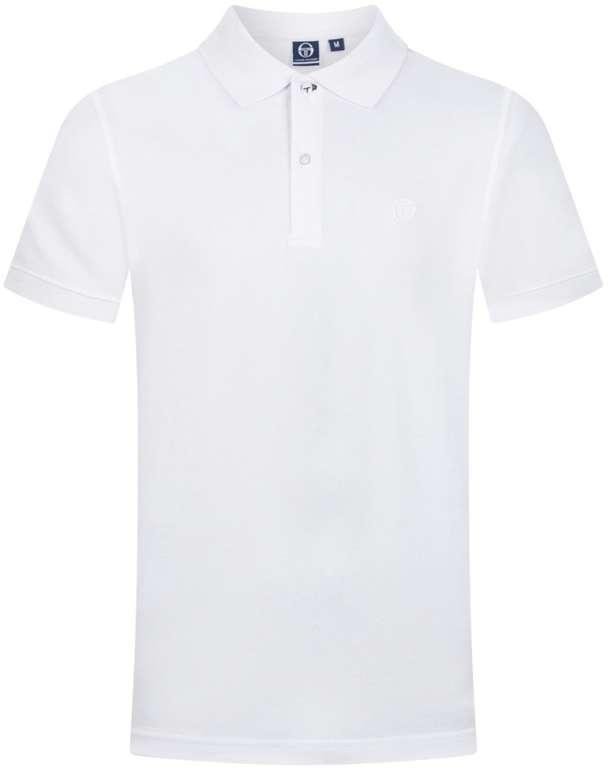 Sergio Tacchini Herren Polo-Shirt (versch. Farben) für je 20,94€ inkl. Versand (statt 44€)