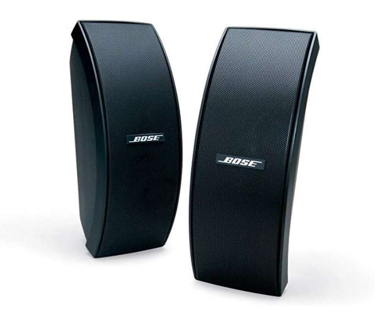1 Paar Bose 151 SE Environmental Outdoor Lautsprecher für 135,24€ (statt 250€)