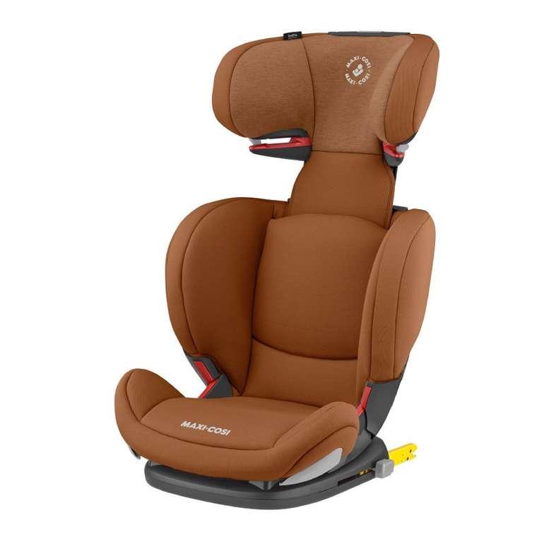 Maxi Cosi Kindersitz Rodifix AirProtect Authentic Cognac für 100,09€ inkl. Versand (statt 127€)